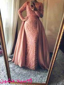 فستان سواريه صك