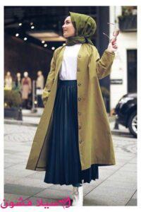 ستايل ملابس تركية 2021